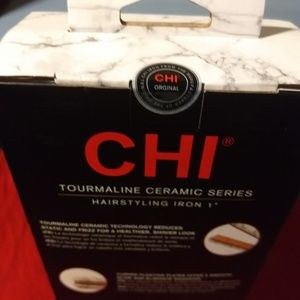 Chi flat iron NEW in sealed box